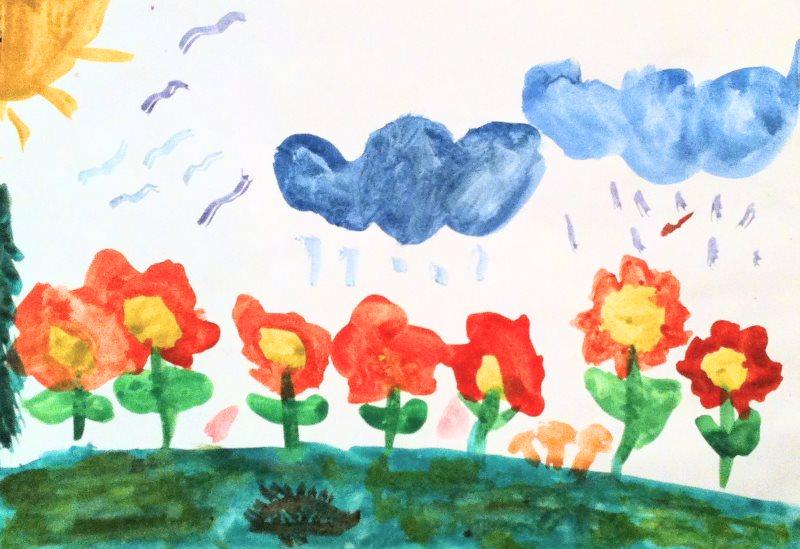 """""""Чудо-килимочки"""" – вірш про осінь"""