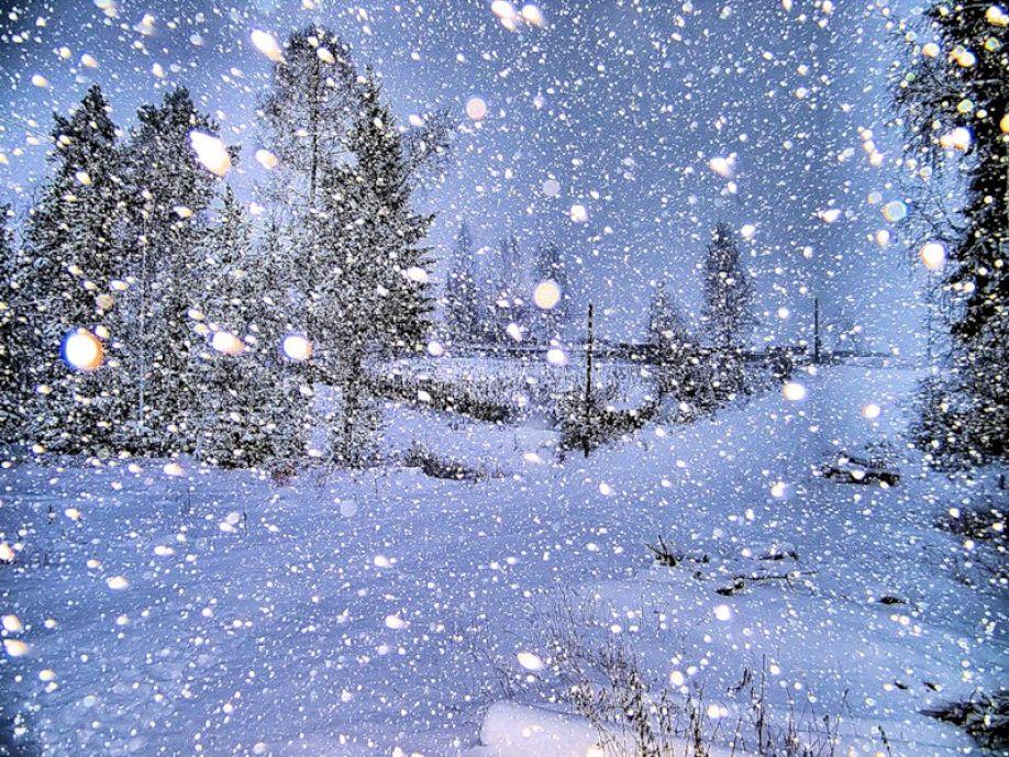 """""""Бабине літо і бабина зима"""" – вірш про зиму"""