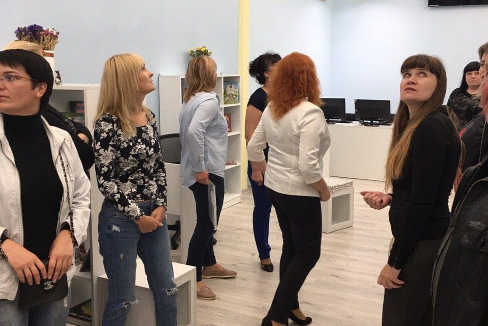 В школі №28 міста Житомир з'явилась медіатека